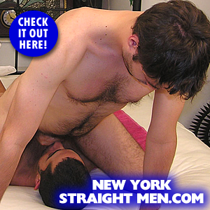 Check Out New York Straight Men